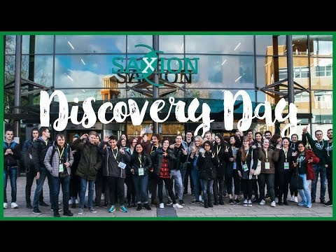 Discovery Day 2018 | Saxion University of Applied Sciences