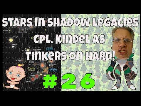 Stars in shadow legacies #26 Tinkers, hard; SIS is a 4x strategy game similar to Master of Orion
