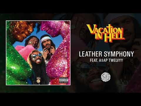 FLATBUSH ZOMBiES - 'LEATHER SYMPHONY FEAT. A$AP TWELVYY'
