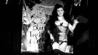 Toronto International Burlesque Festival 2011 - Mitzy Cream