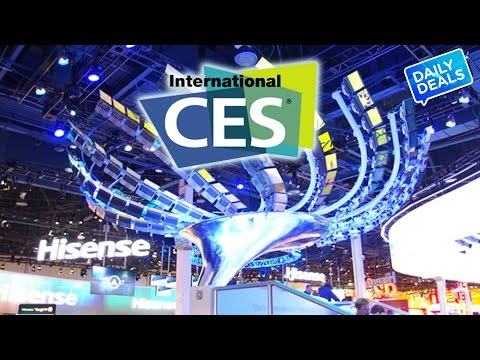 Thumbnail: Best Of CES 2016, CES Highlights, CES2016 Winners ► The Deal Guy