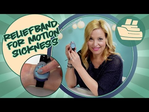 Reliefband Motion Sickness Band for a Cruise