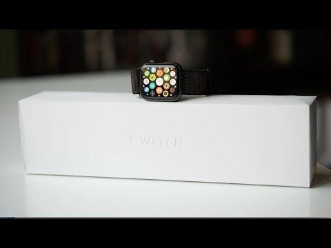 6d52c8902 فتح علبة ساعة أبل Apple Watch series 4 - YouTube