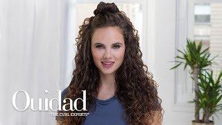 Curly Hair Volume Tutorial - Ouidad VitalCurl+