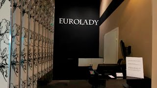 Eurolady.Магазин женской верхней одежды. Проект интерьера магазина.(, 2015-09-30T09:39:30.000Z)