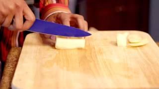 How to Make a Batonnet Cut on a Potato
