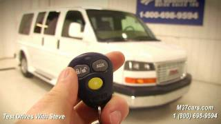 GMC Savana Starcraft Conversion Van - Test Drive