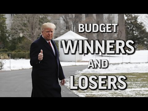 Trump's Budget Plan: Winners and Losers