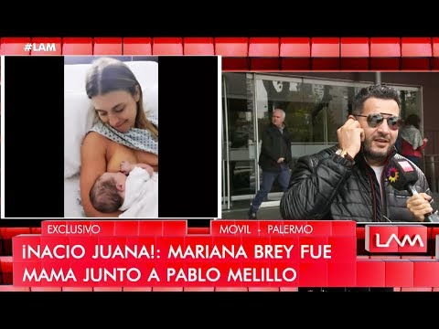 Los ángeles de la mañana - Programa 220419 - Nació Juana la hija de Mariana Brey
