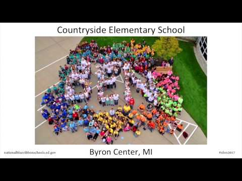 2017 National Blue Ribbon Schools Announcement