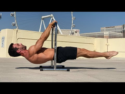 FRONT LEVER TUTORIAL | How to Master the Front Lever