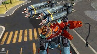 Deadly MAX Carnage Thermite Destroying Everything | Champion League | War Robots