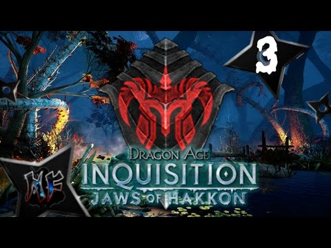 Dragon Age: Inquisition | Jaws Of Hakkon DLC | Tevinter Ruin | PS4 Gameplay Part 3