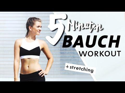 Bauch Home Workout