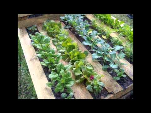 Creative things to do with old pallets youtube for Things to do with pallets