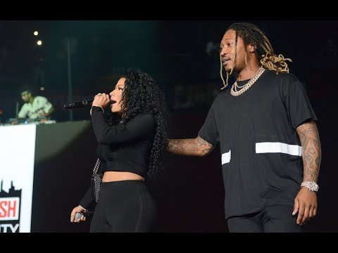 Nicki Minaj & Future Cancel Tour Because Tickets Were Not Selling. ( Sold Less Than 1200 Tickets)
