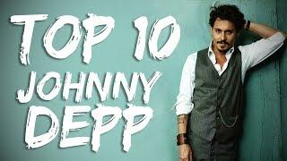 TOP 10 - Johnny Depp