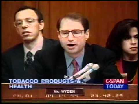 1994 - Tobacco Company CEOs Testify Before Congress