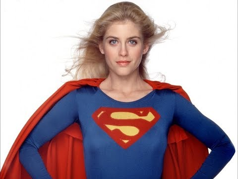Helen Slater Best Close Ups *SUPERGIRL*