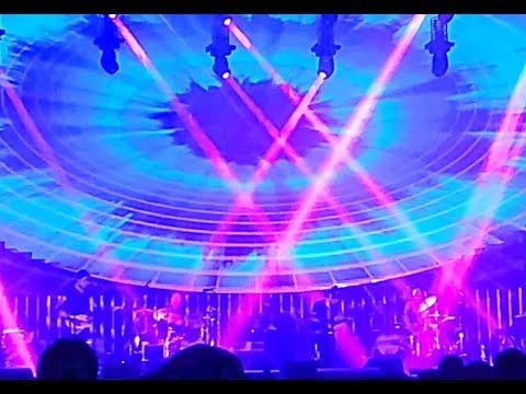 Radiohead-Start of Where I End & U Begin in Detroit 7.22.18