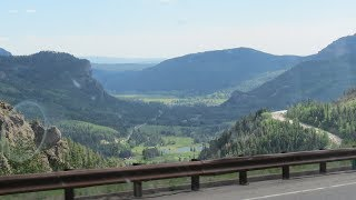 Wolf Creek Pass - Colorado Route 160 Westbound