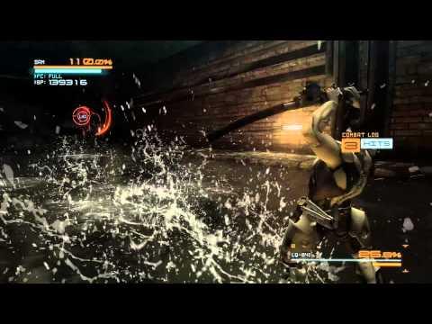 Sam DLC Blade Wolf Boss Fight 60 fps - S Rank on Very Hard