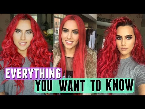 ALL ABOUT MY HAIR: hair color, keratin/Brazilian blow out ETC | BODMONZAID