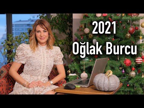 2021 Oğlak Burcu Yorumları - Hande Kazanova ile Astroloji