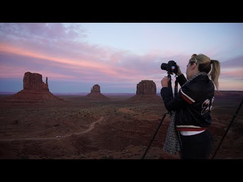 Landscape and Star Photography at Monument Valley