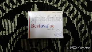 Bestova 100 Capsules Uses, Side Effects, Price Composition | Clomiphene Citrate & Melatonin Uses