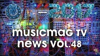 Musicmag TV News vol.48 - Новогодний Выпуск