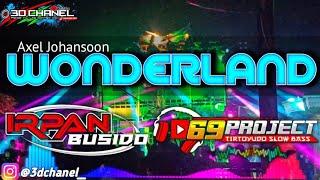 DJ WONDERLAND by DJ IRPAN BUSHIDO 69 PROJECT ft 3D CHANEL.