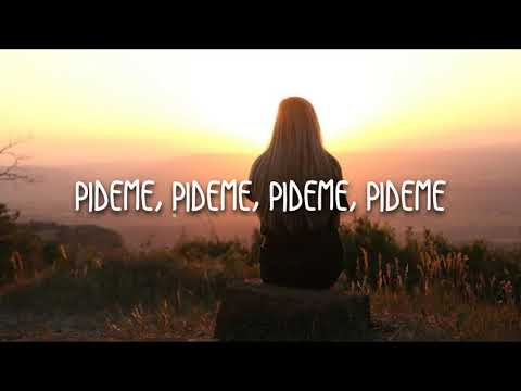 Pídeme - Vanesa Marín (Letra / Lyrics)