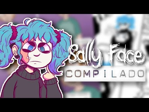 【PT/BR】•Sally Face Comic's Compilation•