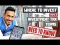 Where To Invest: Investment Tax Terms You Need To Know (Part 2)