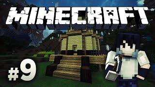 Construiesc o MOARA DE VANT - Stunt3r joacă Minecraft #09