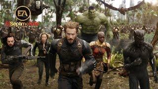 Vengadores: Infinity War - Teaser tráiler en español (HD)