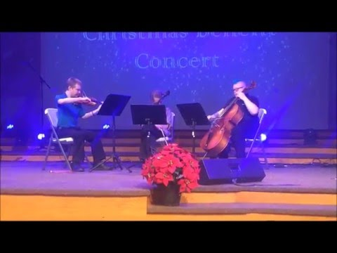 Twelve Days Keys of Christmas The Compass Quartet 2015