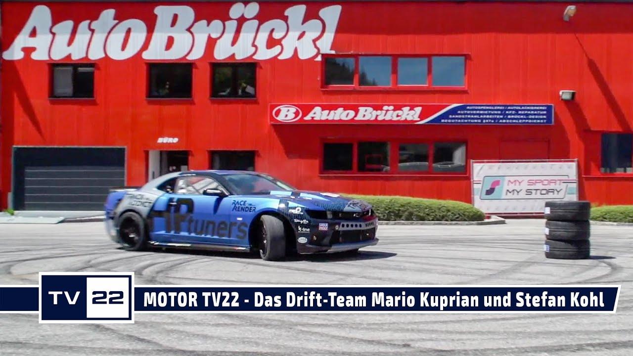 MOTOR TV22: Das Drift-Team Mario Kuprian und Stefan Kohl