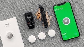Apple AirTag-opstel en eerste indrukke!