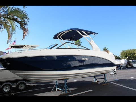 2019 Sea Ray SDX 250 Outboard for Sale at MarineMax Naples Yacht Center