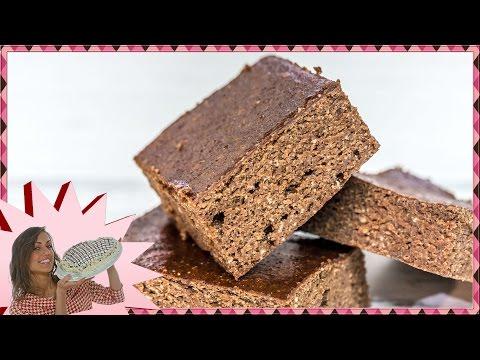 Brownies Proteici - Senza Uova, Burro, Zucchero, Farina