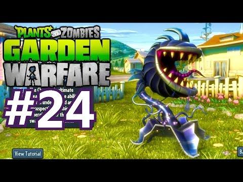 PLANTS VERSUS ZOMBIES: Garden Warfare· The ARMOR CHOMPER! - YouTube