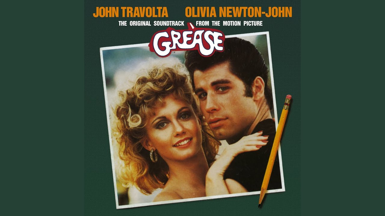 You Re The One That I Want From Grease Youtube