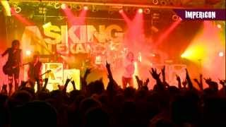 Asking Alexandria - Dear Insanity (Official HD Live Video)
