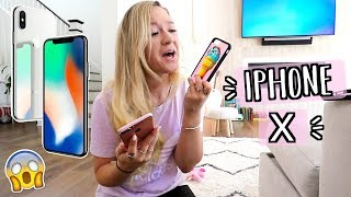 iPhone X Excitement! AlishaMarieVlogs
