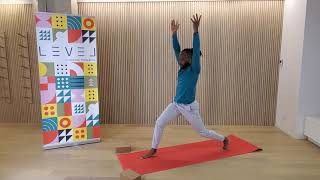 emPOWERed Yoga Warrior Feb 12 2021