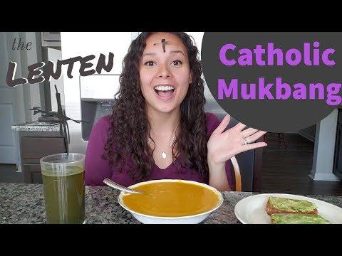 Ash Wednesday   Lent   Catholic Mukbang!