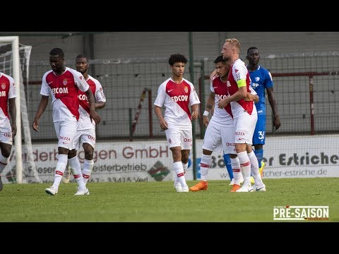HIGHLIGHTS : Bochum 2-2 AS Monaco