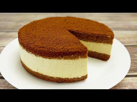 Нежный Кофейный Торт ☕️